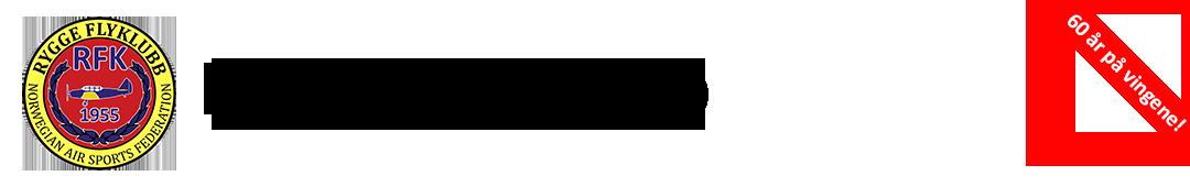 Rygge Flyklubb Logo