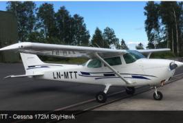 LN-MTT kan flys fra Rakkestad!