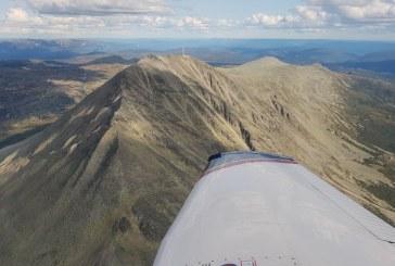 Gaustatoppen i 7000 fot