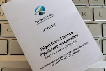 Sertifikatveileder for privatflygere